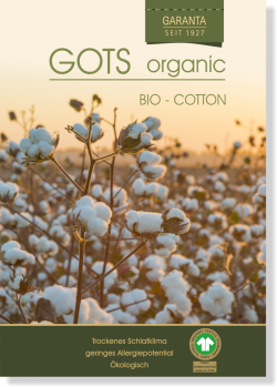 GOTS organic Bio - cotton